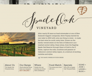 spadeoak vineyard